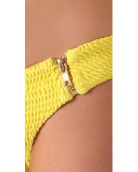 Tori Praver Swimwear | Yellow Ami Bikini Bottoms | Lyst