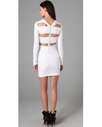 Kimberly Ovitz - White Farwell Dress - Lyst