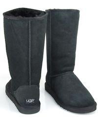 UGG   Black Seldon Water Resistant Boot   Lyst
