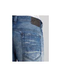 DIESEL | Blue Safado 8mx Slim Straight Jean for Men | Lyst