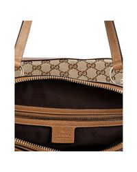 Gucci - Natural Charm Medium Top Handle Bag - Lyst