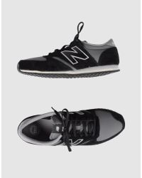 New Balance | Black Sneakers for Men | Lyst