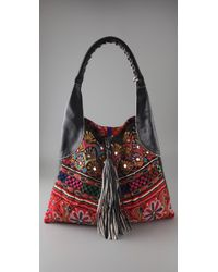 Foley + Corinna | Black Bali Hobo Bag | Lyst