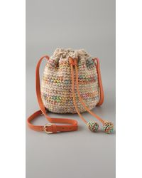 M Missoni | Multicolor Satchel Bag | Lyst