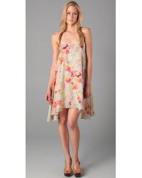 Obakki - Multicolor Cami Dress - Lyst