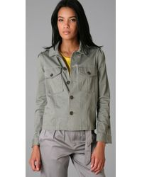 Marc By Marc Jacobs - Green Anniversary Uniform Jacket - Lyst