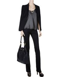 Calvin Klein | Black Classic Fit Pants | Lyst