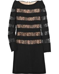 Erin Fetherston | Black Edith Dress | Lyst