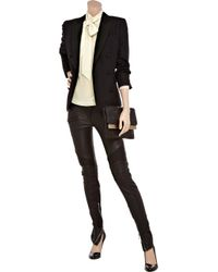 Erin Fetherston - Natural Francis Silk-chiffon Blouse - Lyst