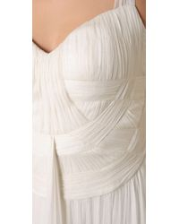 Catherine Deane - Natural Eldora Gown - Lyst