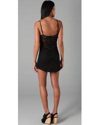 Nightcap - Black Ruffle Dress - Lyst