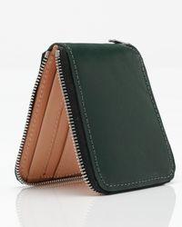 Billykirk | Natural Zip Wallet for Men | Lyst