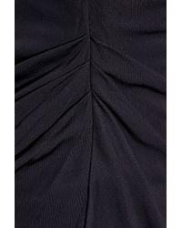 3.1 Phillip Lim - Blue Asymmetric Crepe-jersey Dress - Lyst
