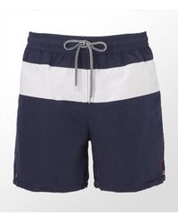 Ralph Lauren | Blue Ido Reversibe Boxer Navy for Men | Lyst