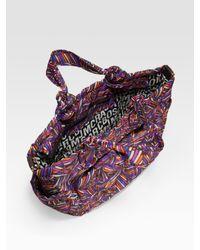 Marc By Marc Jacobs - Purple Pretty Nylon Eliza Baby Bag - Lyst