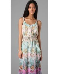 Nanette Lepore - Pink Dreamcatcher Dress - Lyst