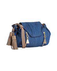 See By Chloé | Blue See By Chloe Cherry Mini Crossbody Bag | Lyst