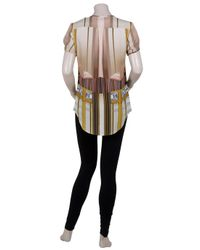 Mary Katrantzou | Multicolor Bibliotheque Blouse | Lyst