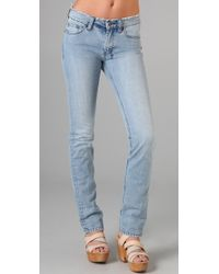 Ksubi - Blue Goldie Straight Leg Jeans - Lyst