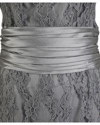 Paddy Campbell - Metallic Lace Dress - Lyst