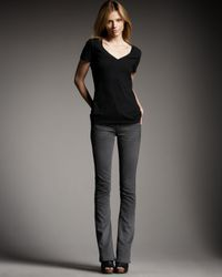 Citizens of Humanity | Gray Morrison Mid-rise Bootcut Jeans | Lyst