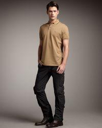 Ralph Lauren | Black Bond Cargo Pants for Men | Lyst