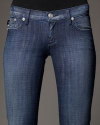 Rock & Republic - Blue Kasandra Scheme Theory Jeans - Lyst