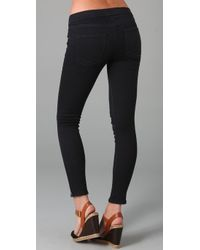 Hudson Jeans - Blue Ayesha Pull On Skinny Jeans - Lyst