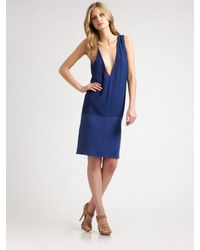 Maggie Ward | Blue Grand Exit Dress | Lyst
