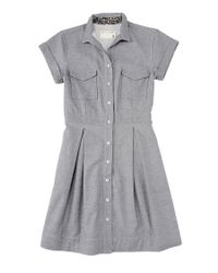 Rag & Bone | Gray The Monterrey Dress | Lyst