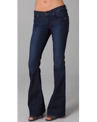 James Jeans | Blue Play Girl Boot Cut Jeans | Lyst