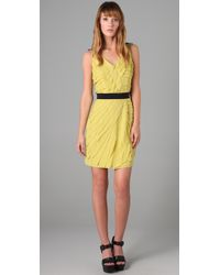 Sachin & Babi | Yellow Julieta Dress | Lyst