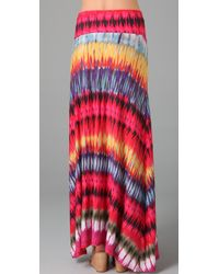 Torn By Ronny Kobo | Multicolor Riley Long Skirt | Lyst