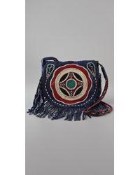Antik Batik - Blue Costa Besace Bag - Lyst