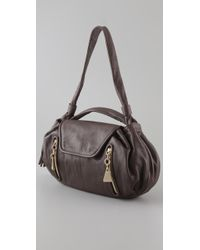 See By Chloé | Black Cherry Large Shoulder Bag | Lyst