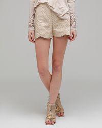 Dolce Vita | Natural Clove Shorts | Lyst