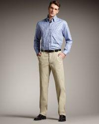 Ermenegildo Zegna | Natural Five-pocket Pants for Men | Lyst
