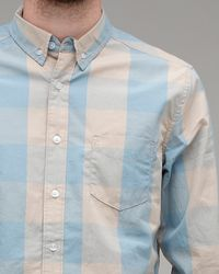Life After Denim | Blue Montauk Shirt for Men | Lyst