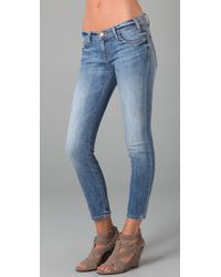 Current/Elliott | Blue The Stiletto Jeans | Lyst