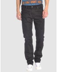 DIESEL | Black Jeans for Men | Lyst