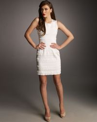 Dior | White Tulip Dress | Lyst