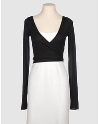 Helmut Lang | Black Cashmere Sweater | Lyst
