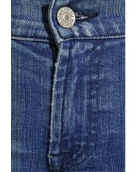 7 For All Mankind - Blue Josefina Boyfriend Jeans - Lyst