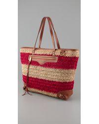 Rebecca Minkoff - Multicolor Marissa Baby Bag - Rio Stripe - Lyst