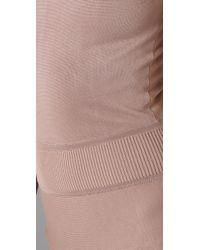 A.L.C. - Natural Knit Maxi Dress - Lyst