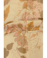 By Malene Birger | Yellow Zaar Rose Garden Maxi Dress | Lyst