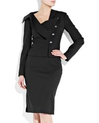 Vivienne Westwood Red Label - Black Stretch-wool Skirt Suit - Lyst