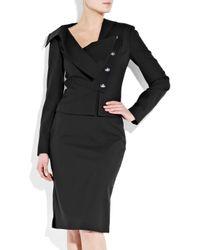 Vivienne Westwood Red Label | Black Stretch-wool Skirt Suit | Lyst