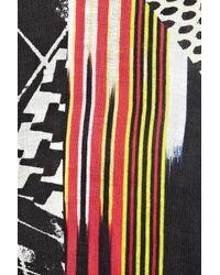 Zero + Maria Cornejo - Multicolor Lulu Tribal-print Linen Maxi Dress - Lyst