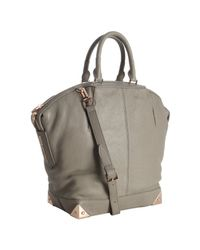 Alexander Wang | Gray Small Emile Tote | Lyst